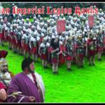 Strelets – M100 – Roman Imperial Legion Ranks