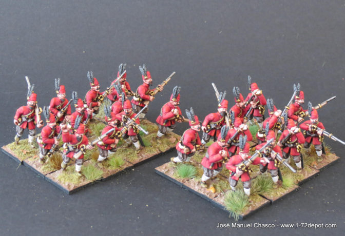 28mm The Assault Group – Ottoman Tufecis
