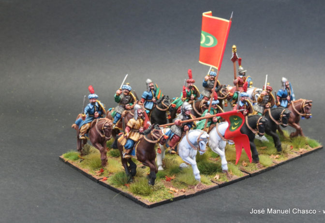 28MM – THE ASSAULT GROUP – Akinjis with swords