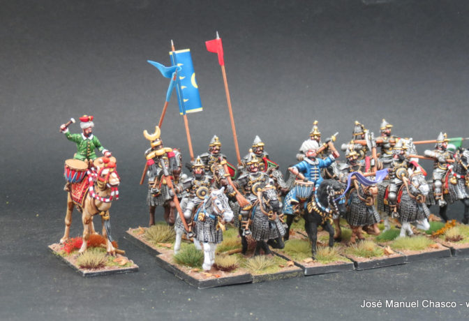 28mm – Tercios Miniatures by El Kraken Released – Ottoman Sipahi.