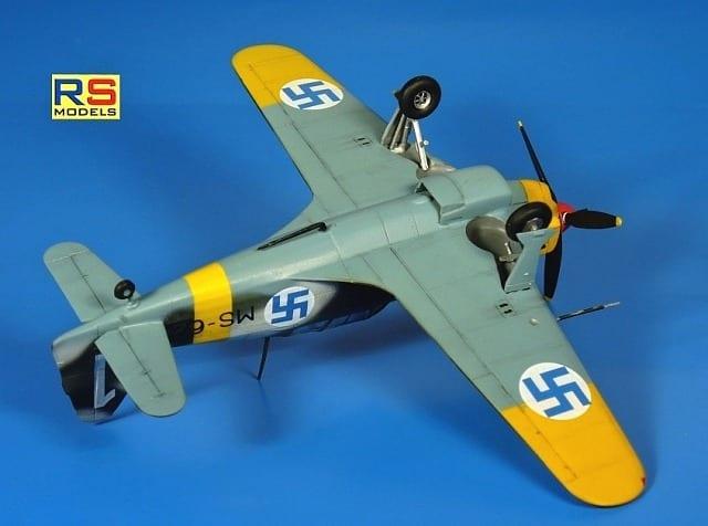 RS Models - 92195 - Morane Saulnier MS.410 - 1/72 Scale Model