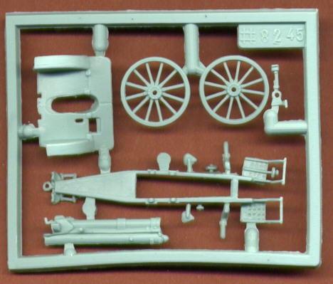 4 8245 HAT INDUSTRIES 1//72 WWI AUSTRIAN 10CM M14 FIELD GUN