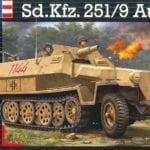 Revell - 03177 - Sd.Kfz. 251/9 Ausf. C