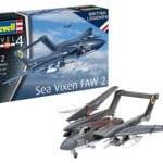 """Revell - 03866 - Sea Vixen FAW 2 """"70th Anniversary"""""""